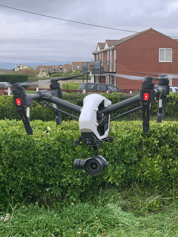 Aerial Drone Topographic Survey