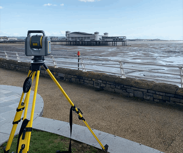 Measured Building Surveys Weston Pier